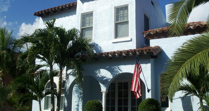 5 Historical Places to Live –  Ever Consider an Old Palm Beach County Property? 
